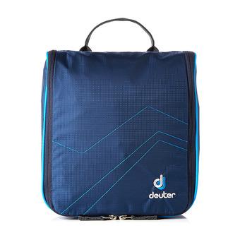 Bolsa de aseo WASH CENTER II azul noche/turquesa