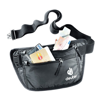 Riñonera SECURITY MONEY BELT I negro