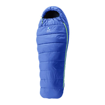 Deuter STARLIGHT - Saco de dormir Junior indigo/blue marine