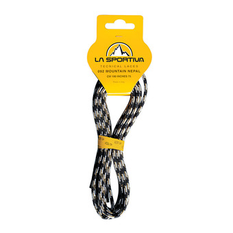 La Sportiva MOUNTAIN NEPAL 190 - Cordones red/yellox