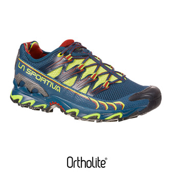 La Sportiva ULTRA RAPTOR - Chaussures trail Homme opal/chili