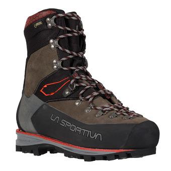 La Sportiva NEPAL TREK EVO GTX - Chaussures alpinisme Homme anthracite/red