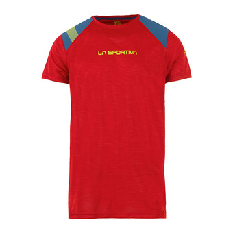 Tx Top T-shirt M Chili/Opal Homme Chili/Opal
