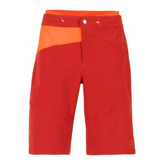 La Sportiva TX - Short Homme chili/pumpkin
