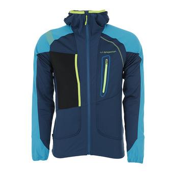 La Sportiva FOEHN - Veste Homme opal/tropic blue