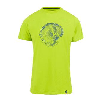 La Sportiva CROSS SECTION - Camiseta hombre apple green