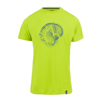 La Sportiva CROSS SECTION - Tee-shirt Homme apple green