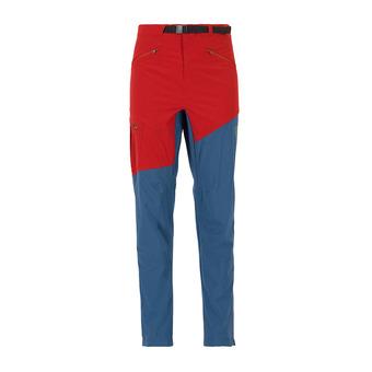 La Sportiva ROPED - Pantalón hombre chili/opal
