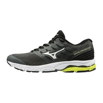 Zapatillas de running hombre WAVE PRODIGY 2 black/white/stormy weather