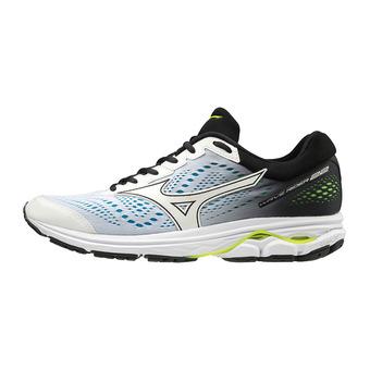 Zapatillas de running hombre WAVE RIDER 22 white/white/black