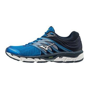 Mizuno WAVE PARADOX 5 - Zapatillas de running hombre directoire blue/silver/dress blue