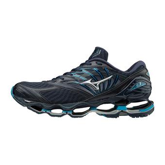 Chaussures de running homme WAVE PROPHECY 8 dress blue/silver/blue jewel