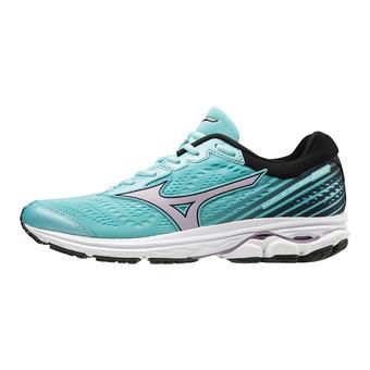 Zapatillas de running mujer WAVE RIDER 22 angel blue/lavender frost/black