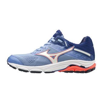 Zapatillas de running mujer WAVE INSPIRE 15 grapemist/white/fiery coral