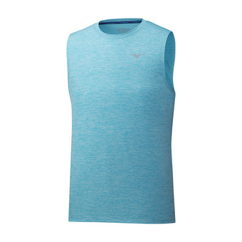 Mizuno IMPULSE CORE - Camiseta hombre peacock blue