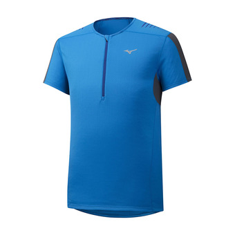 Mizuno ER TRAIL - Camiseta hombre brilliant blue