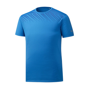 Mizuno SOLARCUT COOL - Jersey - Men's - brilliant blue