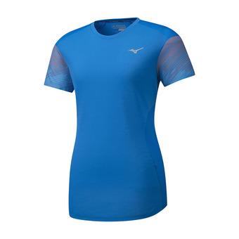 Mizuno AERO - Jersey - Women's - bright blue