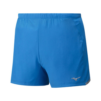 Mizuno AERO 4.5 - Short Homme brilliant blue