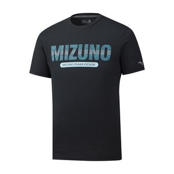 Mizuno HERITAGE - Maillot Homme black
