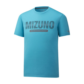 Mizuno HERITAGE - Maillot Homme peacock