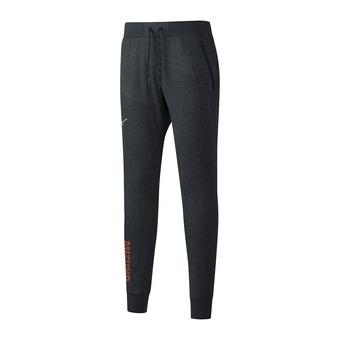 Mizuno HERITAGE RIB - Jogging Pants - Women's - black
