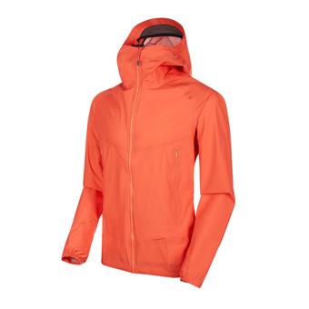 Masao Light HS Hooded Jacket Men Homme zion
