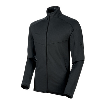 Mammut NAIR - Fleece - Men's - black marl