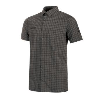 Mammut LENNI - Camisa hombre titanium