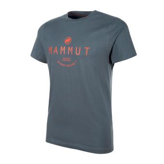 Mammut SEILE - Tee-shirt Homme storm