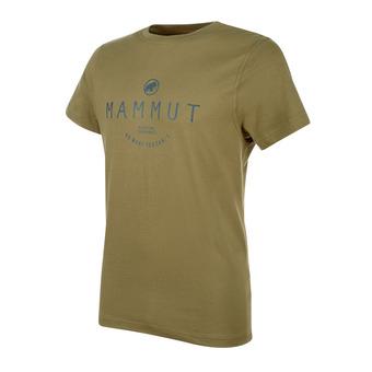 Mammut SEILE - Camiseta hombre olive
