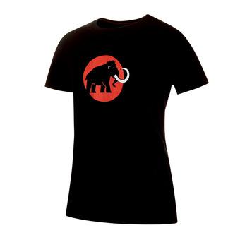 Mammut LOGO - Tee-shirt Homme black