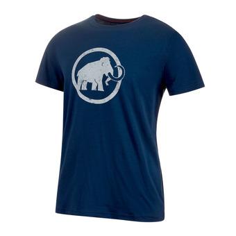 Camiseta hombre LOGO peacoat PRT2