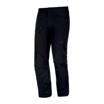 Mammut COURMAYEUR SO - Pantalón hombre black