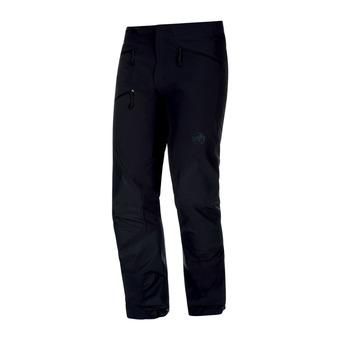Mammut COURMAYEUR SO - Pantaloni Uomo black