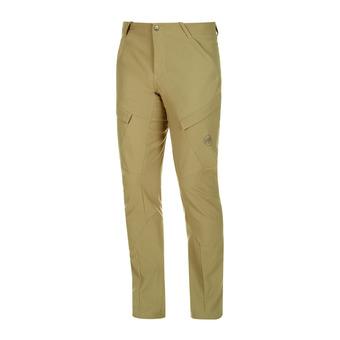 Mammut ZINAL - Pantalón hombre olive