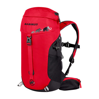 Mammut FIRST TRION 18L - Mochila Junior black/inferno
