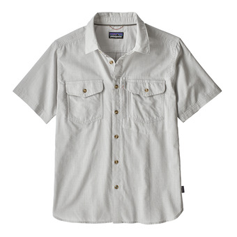 Patagonia CAYO LARGO II - Chemise Homme feather grey