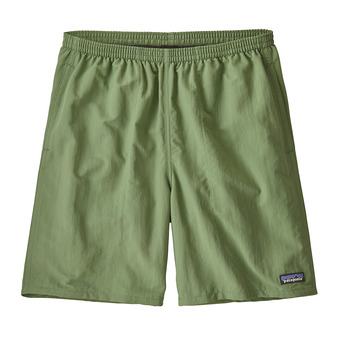 Patagonia BAGGIES LONGS - Short hombre matcha green