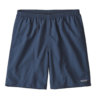 Patagonia BAGGIES LONGS - Short Homme stone blue