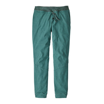 Pantalon femme HAMPI ROCK tasmanian teal