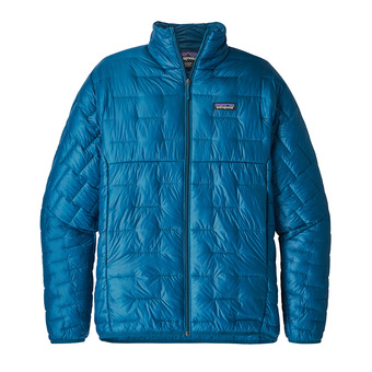 Patagonia MICRO PUFF - Down Jacket - Men's - balkan blue