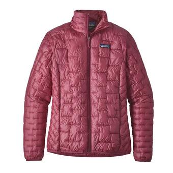Patagonia MICRO PUFF - Anorak mujer star pink