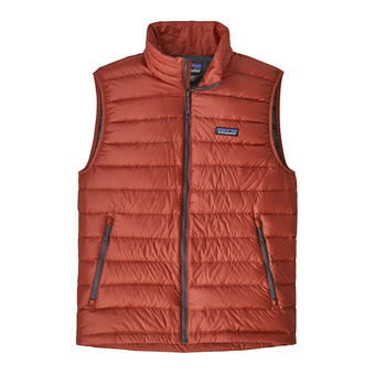 Patagonia DOWN SWEATER - Chaleco hombre new adobe