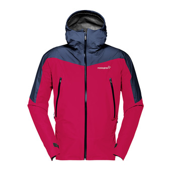 Gore-Tex® Jacket - Men's - FALKETIND jester red
