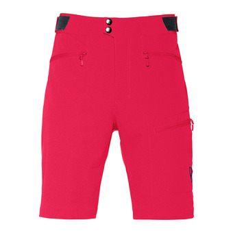 Norrona FALKETIND FLEX1 - Short hombre jester red