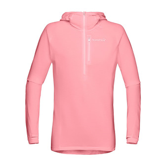 Fleece - Women's - BITIHORN WARM™1 geranium pink