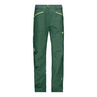Norrona FALKETIND FLEX1 - Pantalón hombre jungle green