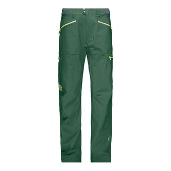 Pants - Men's - FALKETIND FLEX™1 jungle green