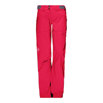 Pants - Women's - FALKETIND FLEX™1 jester red